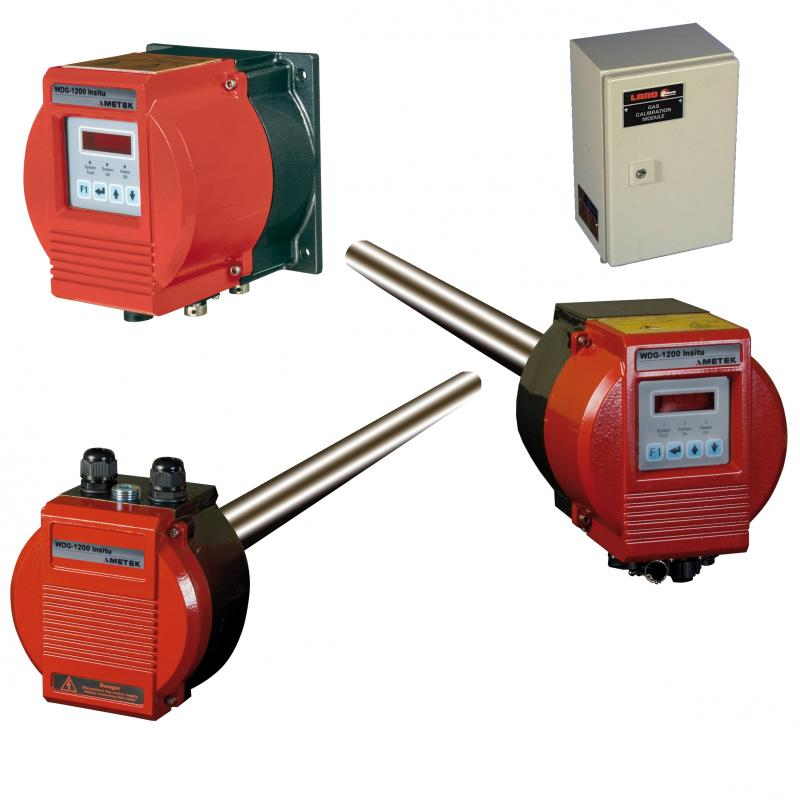 WDG 1200 1210 - Oxygen Analyser System Image